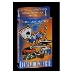 CONO LLUVIA DE SUERTE