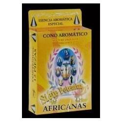 CONO SIETE POTENCIAS AFRICANAS