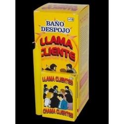 BAÑO LLAMA CLIENTE