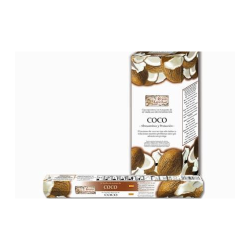 INCIENSO COCO (ABRECAMINOS Y PROTECCION)