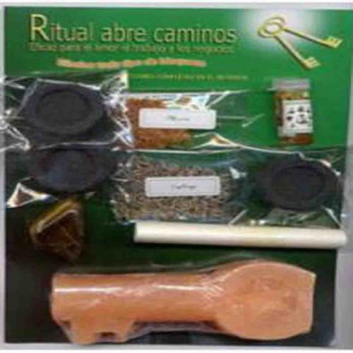 RITUAL ABRECAMINOS AMOR, TRABAJO Y NEGOCIOS