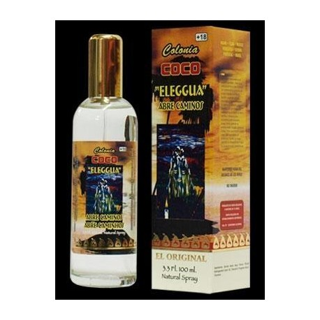 COLONIA ELEGGUA ABRECAMINOS 100 ml