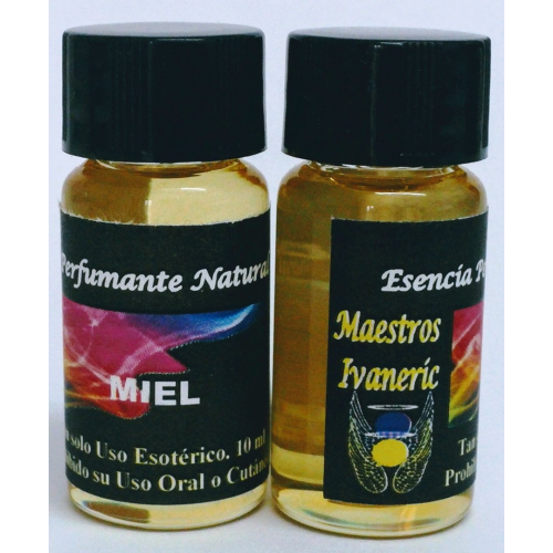 Aceite, Esencia Perfumante de Miel