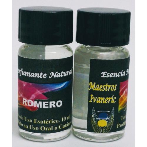 Aceite, Esencia Perfumante de Romero