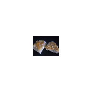 CUARZO CITRINO DRUSA 150-250 GR