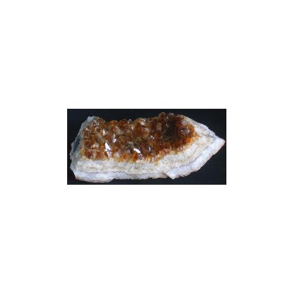 CUARZO CITRINO DRUSA 250-350 GR
