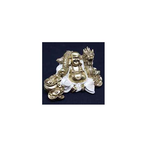 Figura Buda Dragon 10x7cm