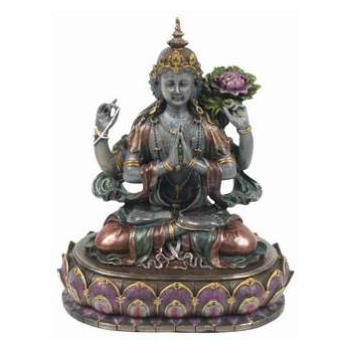 BUDA-AVALOKITESHVARA 14 CM MODELO