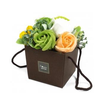 Bouquet Flores Jabón-Flores de Primavera