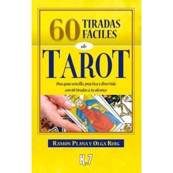 Libro 60 Tiradas Fáciles de Tarot