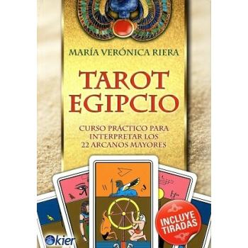 Libro el Tarot Egipcio. Curso Practico