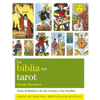 Libro la Biblia del Tarot