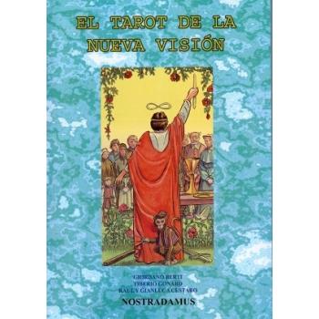 Libro El Tarot de la Nueva Visión