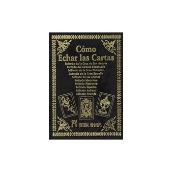 Libro Como Echar las Cartas