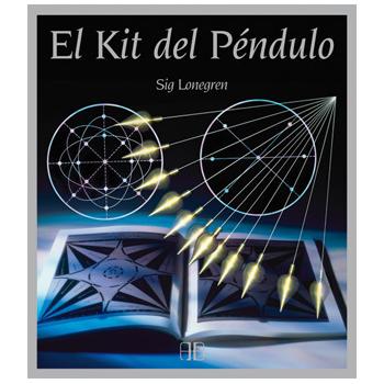 El Kit del Péndulo. Péndulo más Libro.