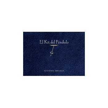 El Kit del Péndulo, Incluye Péndulo Metálico