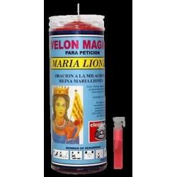 VELON PRO MARIA LIONZA