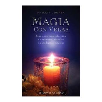 Libro Magia con Velas