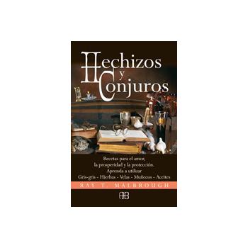 Libro Hechizos y Conjuros