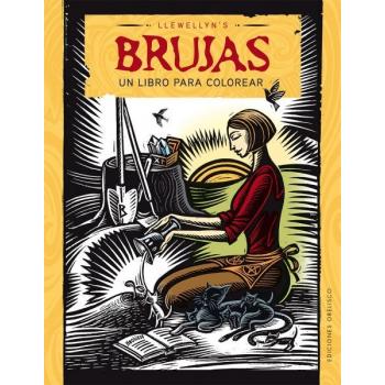 Brujas, un Libro para Colorear