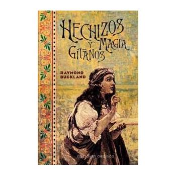 Libro Hechizos y Magia Gitanos
