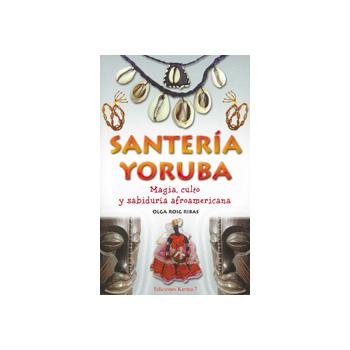 Libro Santería Yoruba