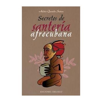 Libro Secretos de Santería Afrocubana