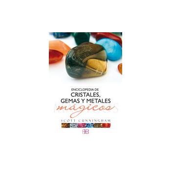 Enciclopedia de Cristales, Gemas y Metales