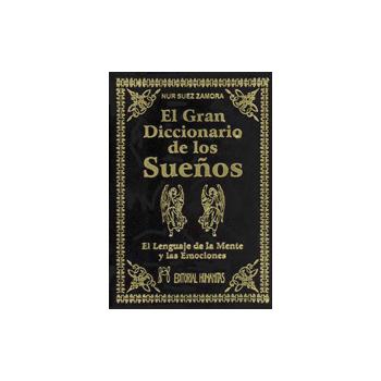El Gran Diccionario de los Sueños. Cubierta de lujo