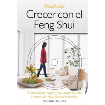 Crecer con el Feng Shui, libro mas Dvd