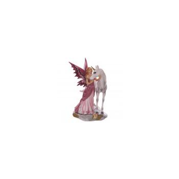 Figura amigo mistico cuentos de Avalon de Lisa Par