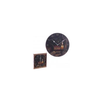 Reloj Gato de Brujas diseño de Lisa Parker