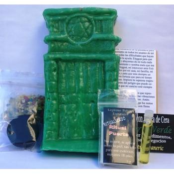 Ritual Especial Puerta Verde, Vencer Impedimentos Trabajo, Negocios