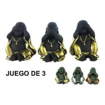 FIGURA BUDA HAPPY SENTADO