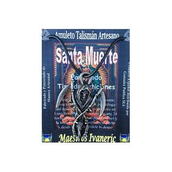 Talismán Artesano Santa Muerte