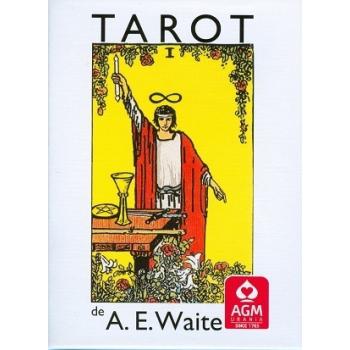 TAROT RIDER WAITE A.E POCKET (NUEVA VERSIÓN RIDER)