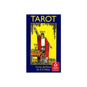 TAROT RIDER WAITE A.E (NUEVA VERSIÓN RIDER)