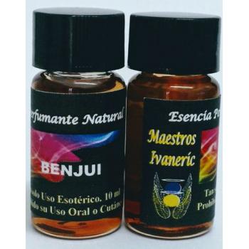 Aceite, Esencia Perfumante de Benjui
