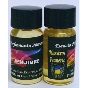 Aceite, Esencia Perfumante de Jenjibre