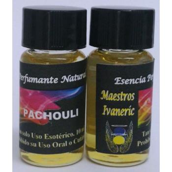 Aceite, Esencia Perfumante de Pachouli