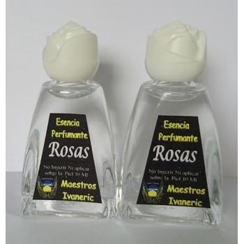 Aceite, Esencia Perfumante de Rosa