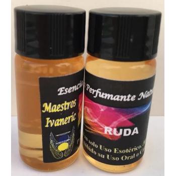 Aceite, Esencia Perfumante de Ruda