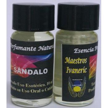 Aceite, Esencia Perfumante de Sándalo