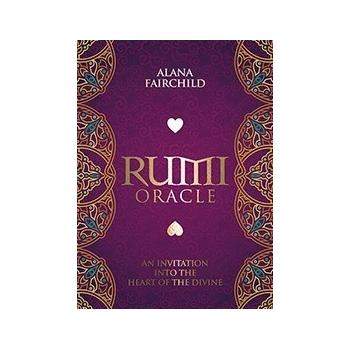 Cartas Mas Libro Oracle Rumi (Versión en Inglés)