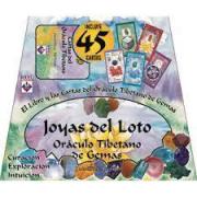 Joyas del Loto, Libro mas cartas