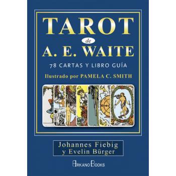 Libro mas Cartas de Tarot AE Waite