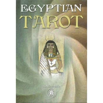 Libro mas Cartas Egyptian Tarot