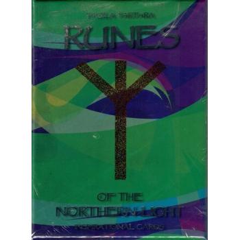 Libro mas cartas Runas la Luz del Norte