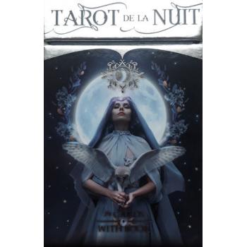 Libro mas Cartas Tarot de la Nuit