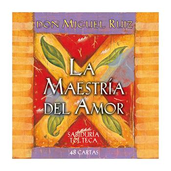 Libro mas Cartas, La Maestría del Amor.